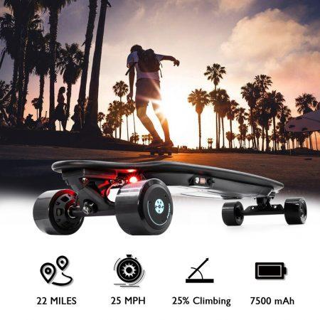 Tornado Pro Skateboard